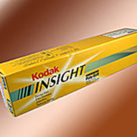 KODAK, Dental Einzelfilm, IP21, 3,1x4,1cm, 150Stck., Speed E/F