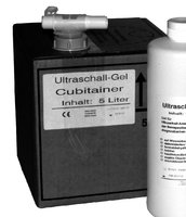 Gello, Ultraschall-Kontaktgel, 5Ltr. Cubitainer